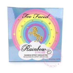 Too Faced Rainbow Strobe Highlighter Compact